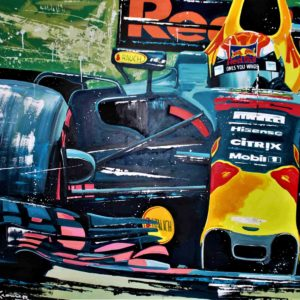 Eric Jan Kremer - Max Verstappen Mexico